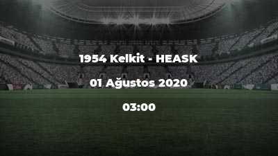 1954 Kelkit - HEASK
