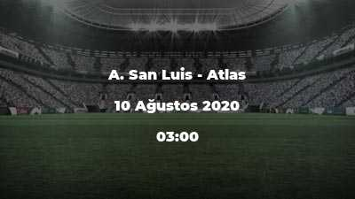 A. San Luis - Atlas