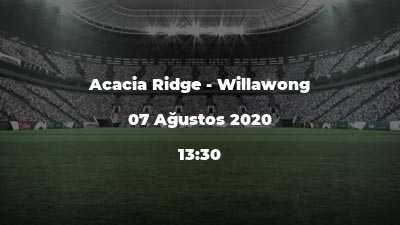 Acacia Ridge - Willawong