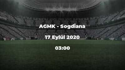 AGMK - Sogdiana