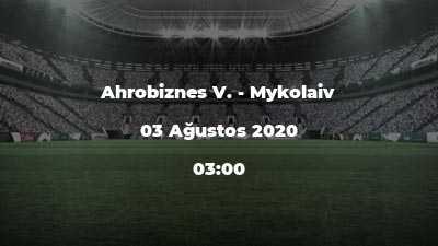Ahrobiznes V. - Mykolaiv