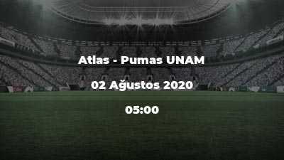 Atlas - Pumas UNAM
