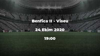 Benfica II - Viseu