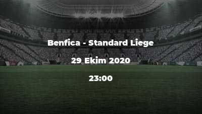 Benfica - Standard Liege
