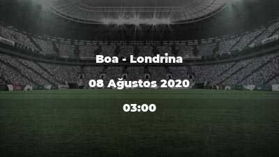 Boa - Londrina