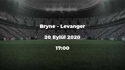 Bryne - Levanger