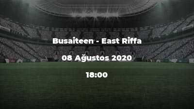 Busaiteen - East Riffa