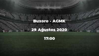Buxoro - AGMK