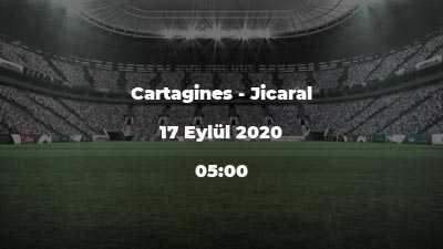 Cartagines - Jicaral