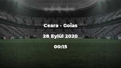 Ceara - Goias