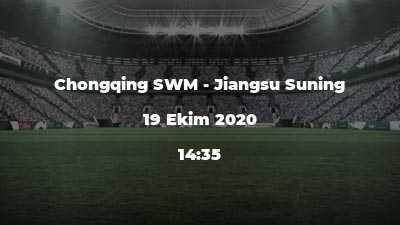 Chongqing SWM - Jiangsu Suning