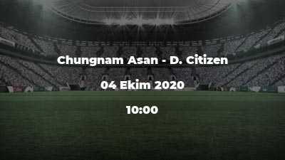 Chungnam Asan - D. Citizen