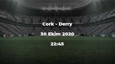 Cork - Derry