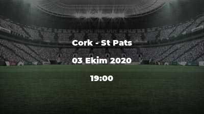 Cork - St Pats