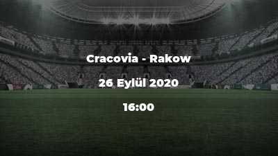 Cracovia - Rakow