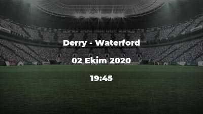 Derry - Waterford