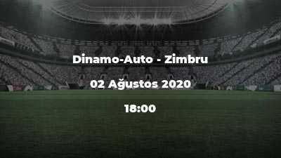 Dinamo-Auto - Zimbru
