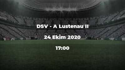 DSV - A Lustenau II