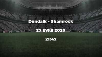 Dundalk - Shamrock