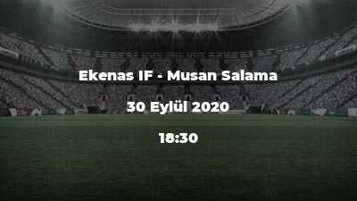 Ekenas IF - Musan Salama