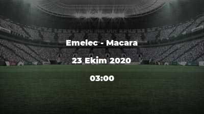 Emelec - Macara