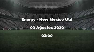 Energy - New Mexico Utd