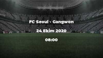 FC Seoul - Gangwon