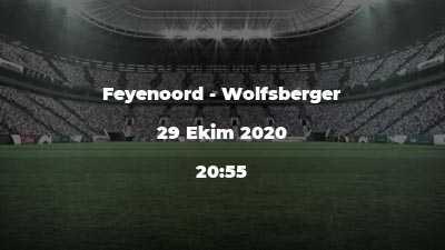 Feyenoord - Wolfsberger