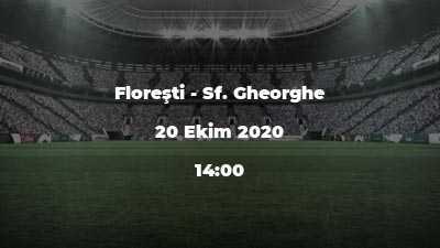 Floreşti - Sf. Gheorghe