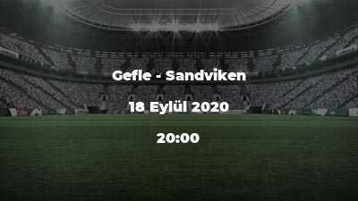 Gefle - Sandviken