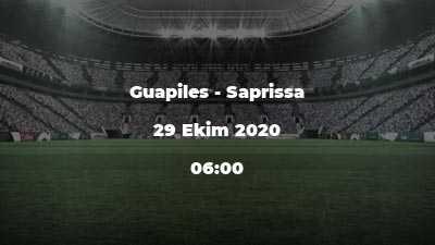 Guapiles - Saprissa