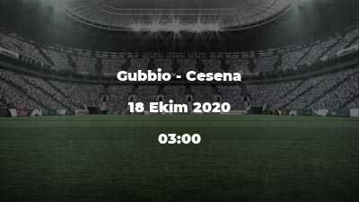Gubbio - Cesena