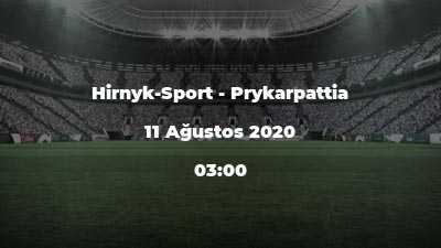 Hirnyk-Sport - Prykarpattia