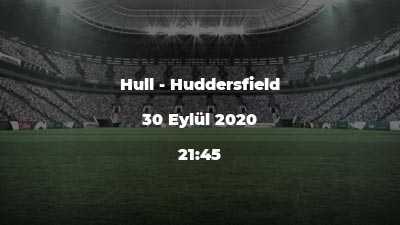 Hull - Huddersfield