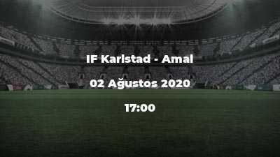 IF Karlstad - Amal