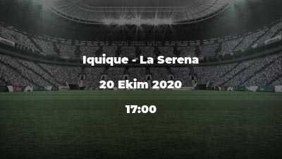 Iquique - La Serena