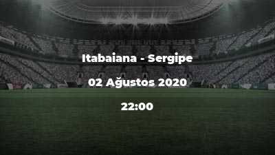 Itabaiana - Sergipe
