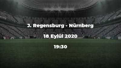 J. Regensburg - Nürnberg