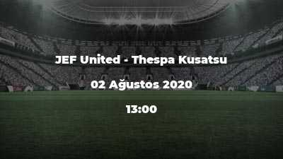 JEF United - Thespa Kusatsu