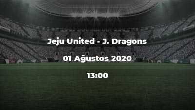Jeju United - J. Dragons
