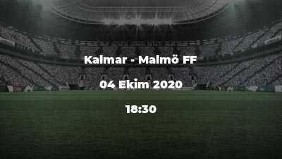 Kalmar - Malmö FF