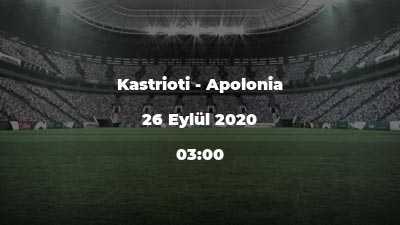 Kastrioti - Apolonia
