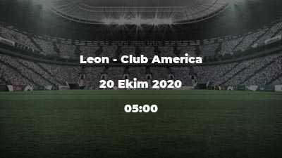 Leon - Club America