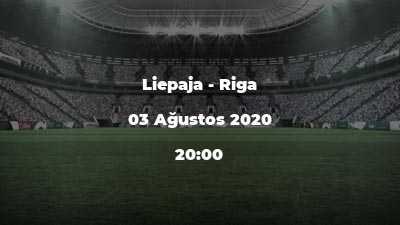 Liepaja - Riga