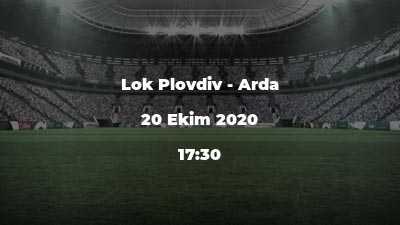 Lok Plovdiv - Arda