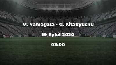 M. Yamagata - G. Kitakyushu
