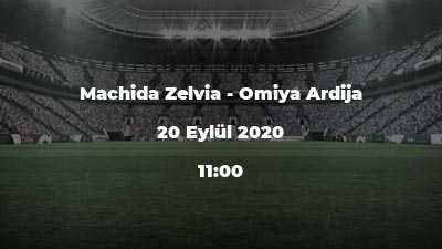 Machida Zelvia - Omiya Ardija