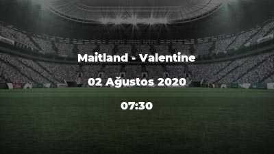 Maitland - Valentine