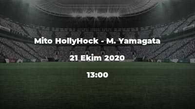 Mito HollyHock - M. Yamagata