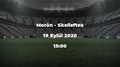 Morön - Skelleftea